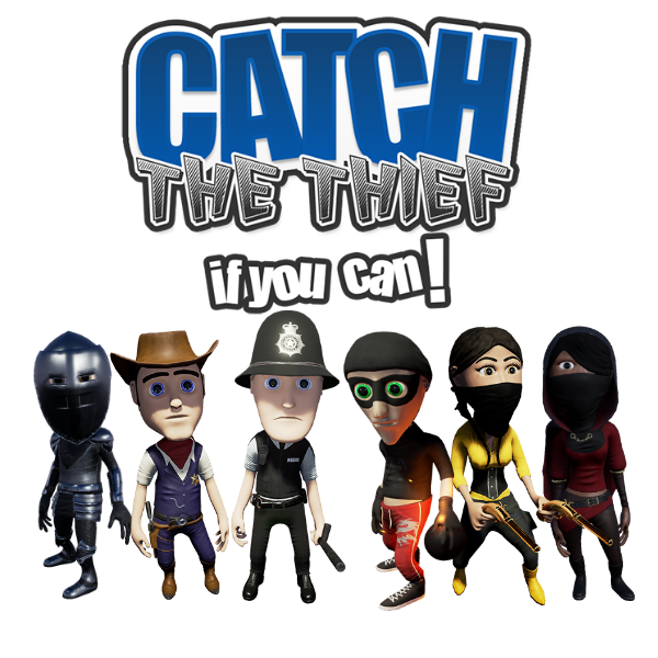 Catch the Thief if you can on Steam Store!