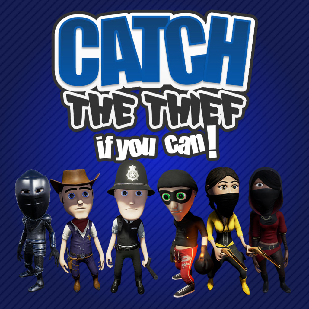 Characters - Catch the Thief, If you can!
